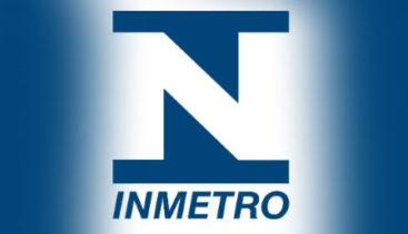 Logo do Inmetro