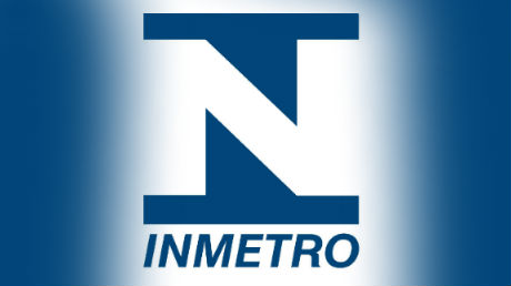 Logo do Inmetro