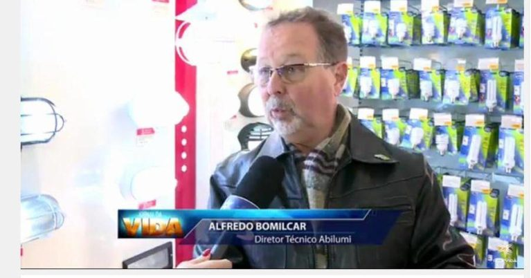 Entrevista Alfredo Bomílcar para o Jornal da Vida